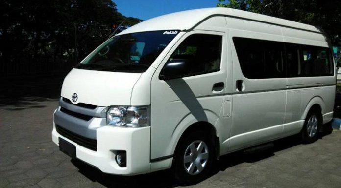 Rental Mobil Toyota Hiace Banda Aceh