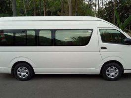 Rental Mobil Toyota Hiace Di Jambi