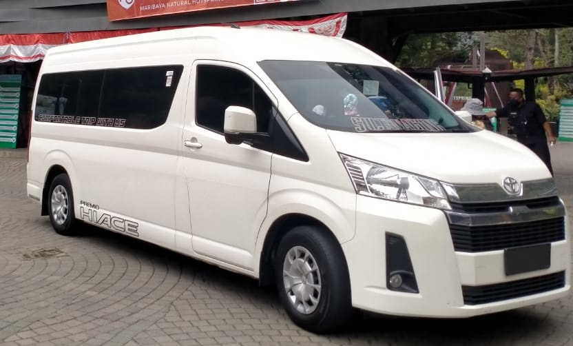 Rental Toyota Hiace Di Madiun
