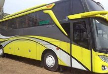 Sewa Bus Pariwisata Bengkulu