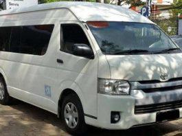Sewa Mobil Hiace Di Belitung