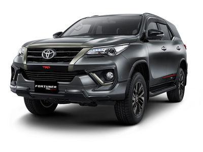 Harga Rental Mobil Toyota Fortuner