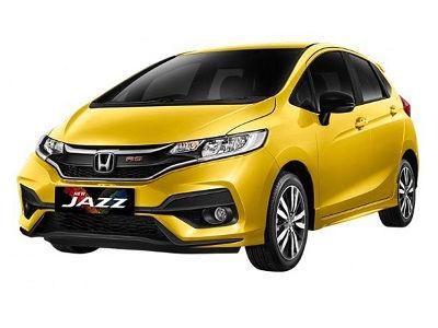 Harga Sewa Mobil Honda Jazz