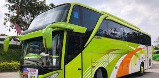 Sewa Bus Pariwisata Palembang