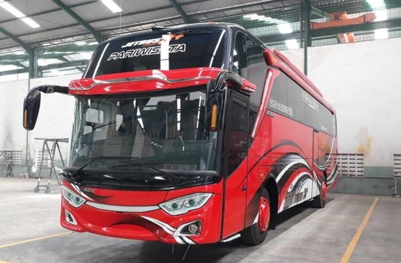 Sewa Bus Pariwisata Aceh