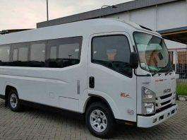 Sewa Minibus Elf Di Ciledug Tangerang